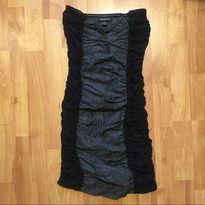 Seduction Bodycon Form-Fitting Strapless Dress